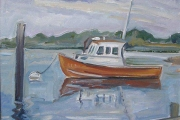 Knapp_Orange_LobsterBoat