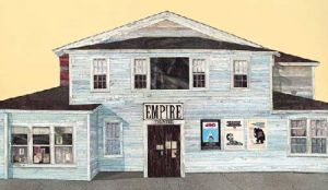 "Gillian Stevens, ""Empire Theatre"""