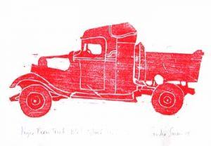 "Sandra Swan, ""Payne Farm Truck"""
