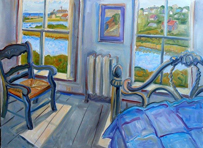 Kate Knapp ~ Watercolor and Oil Paintings