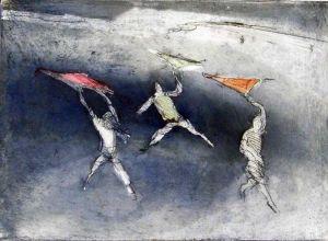 Helen Frank, 'Kite Runners'