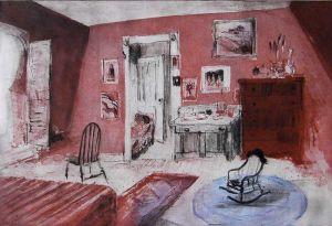 Helen Frank, 'Betsy's Room'
