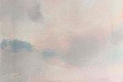 "Carrie Megan, ""Beach Trail"", 24 x 12"", oil on canvas,  $850.00"