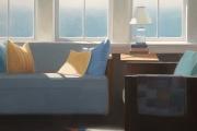 "Heidi Palmer, Visit,  oil on canvas, 24 x 20"", $5,275.00"
