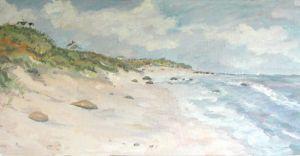 """Jessie Edwards, """"Crescent Beach"""""""