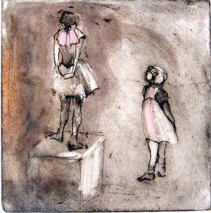 Helen Frank, 'Regarding Degas'