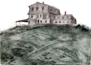 Helen Frank, 'House on the Hill'