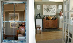 Jessie Edwards Studio, interior views